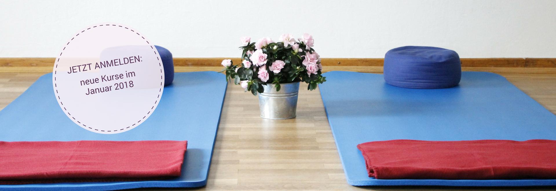Yogakurse Wolfenbüttel anmelden